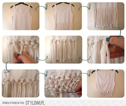 Stylowi.pl - Knotted Crop-top