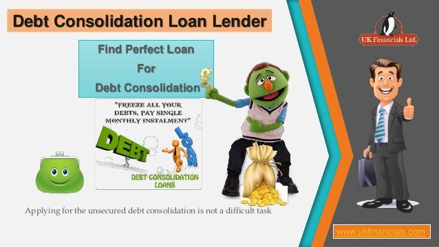 How to get debt consolidation loan even you are bad credit by Max Gray via slideshare