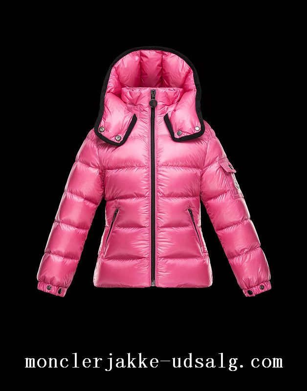 Moncler Hi-Blusas rosa