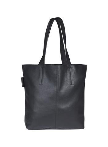 MARIMEKKO MINIA 4 LEATHER BAG BLACK  #black #classic #preppy #handbag #leatherbag #yogabag #purse #bag #marimekko #pirkkoseattle #pirkkofinland