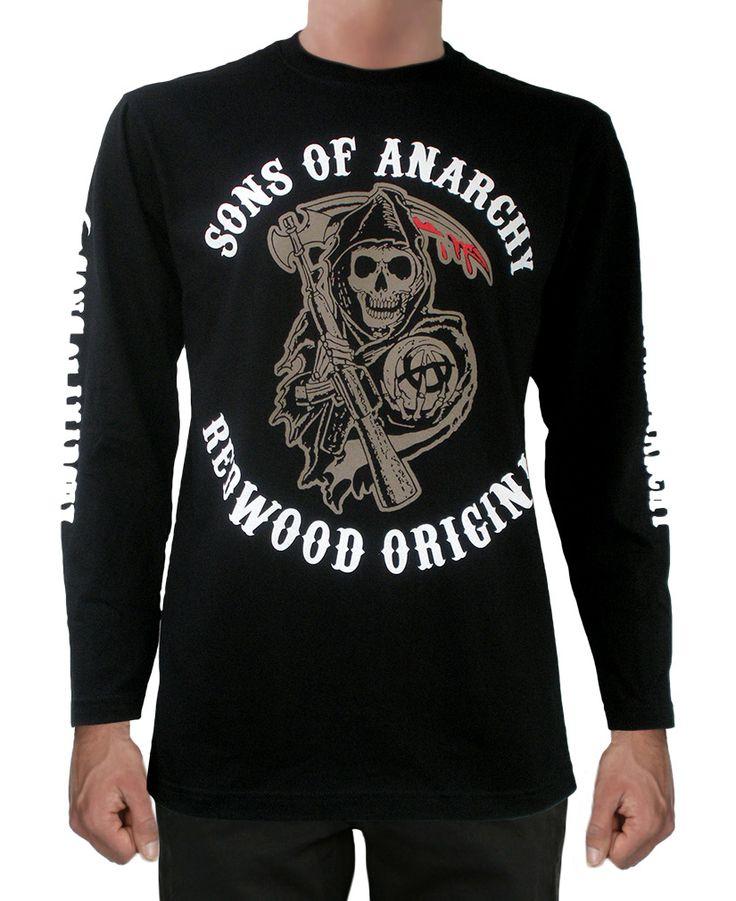 9 best sons of anarchy clothing soa redwood original. Black Bedroom Furniture Sets. Home Design Ideas