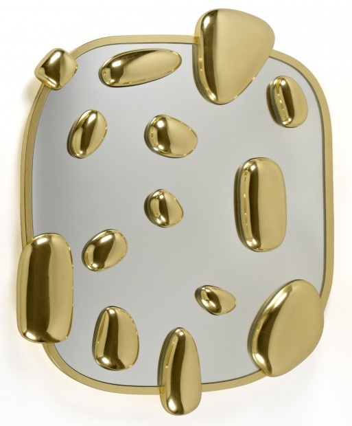 46 best images about contre design on pinterest gold for Miroir 90 x 130
