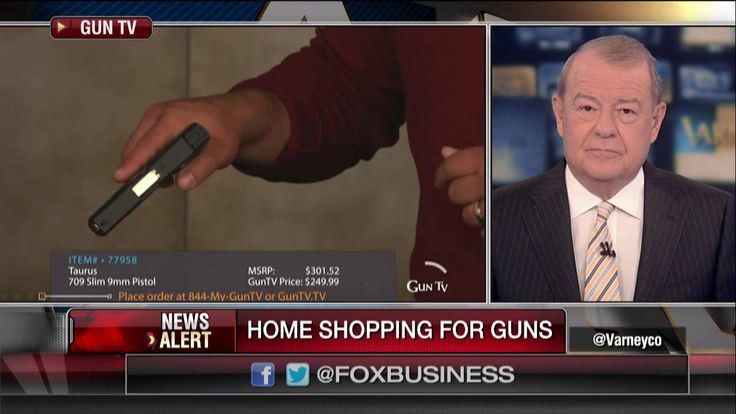 GunTV Is the First-Ever Home Shopping Channel for Firearms