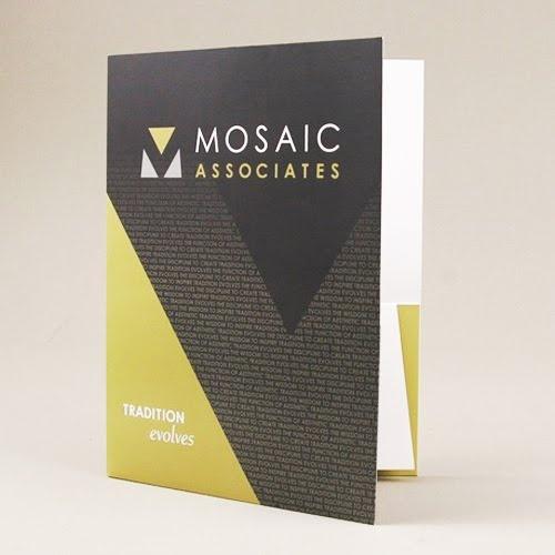 Attractive folder designs
