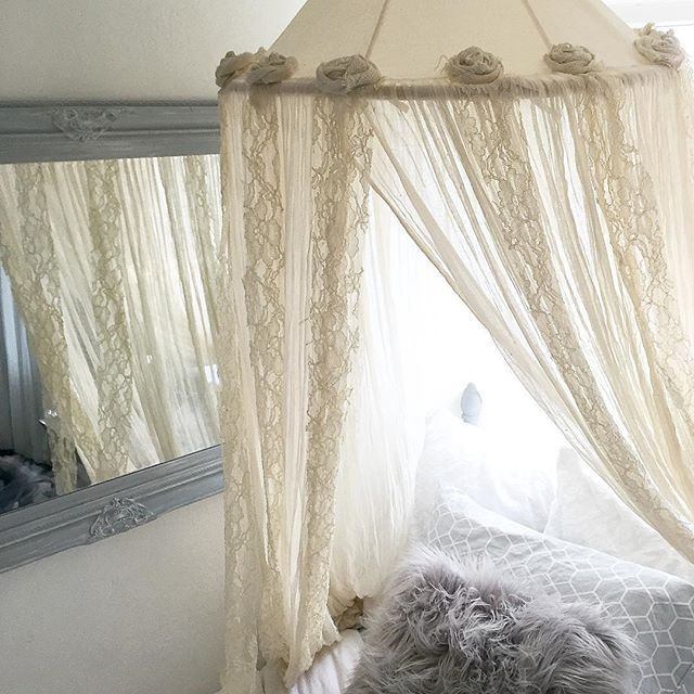 Shabby chic bed canopy for sale at Hallstrom Home http://shop.hallstromhome - Best 25+ Canopies For Sale Ideas Only On Pinterest Canopy Beds