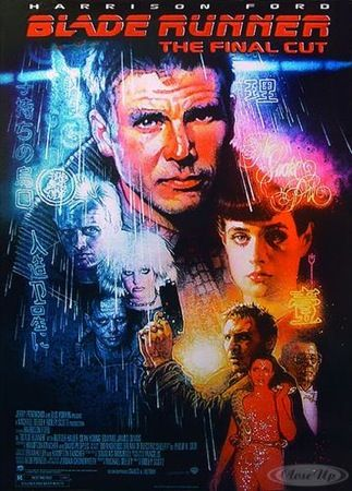 Blade Runner one of the best. Blame my dad for getting me hooked on science fiction.