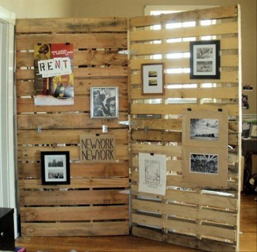 awesome, cool, design, 24 Creative Uses For Old Pallets