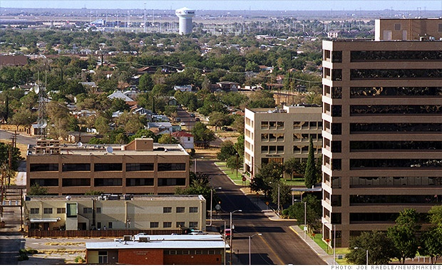 Midland, Texas Just 1 Of Several Interesting Boom Towns