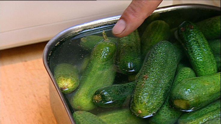 Verdring diabetes met dit zelfgemaakte augurken recept.