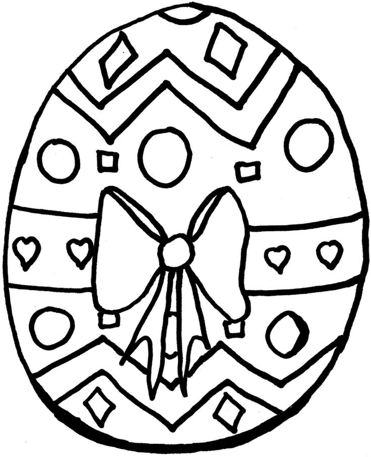 free preschool easter coloring pages | 160 best Easter images on Pinterest | Crafts for kids ...