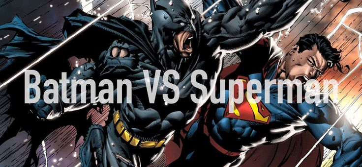 Batman VS Superman – Le synopsis et la Bande Annonce – Comics Com Blog