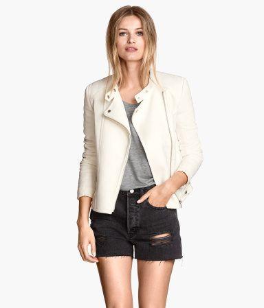 H&M Biker Jacket $49.95
