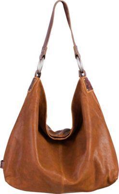 $269 Ellington Handbags Sadie Glazed Hobo Brown - via eBags.com!