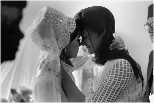 The Wedding - George Hallett (best photographer ever)