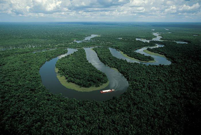 amazon river cruise, Manaus Brazil March/April 2014