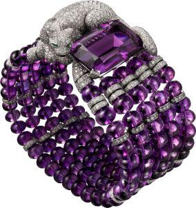 Bracelet Panthère de Cartier