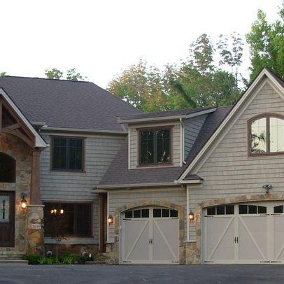 Eclectic Exterior homes exterior Design Ideas, Pictures ...