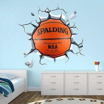 Best Wall Murals Images On Pinterest Wall Murals Wall - Sporting wall decals