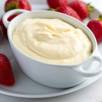 Easy fruit dip recipe! It's so easy to make this ultra creamy fruit dip recipe with fresh orange. Perfect with fruit and great with cookies.