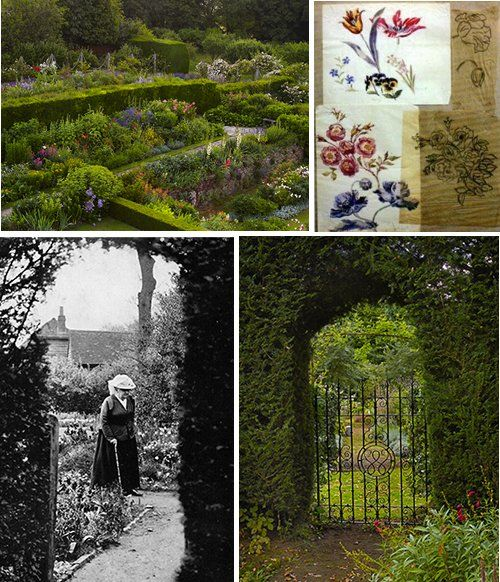 51 best gertrude jekyll images on pinterest for Gertrude jekyll garden designs