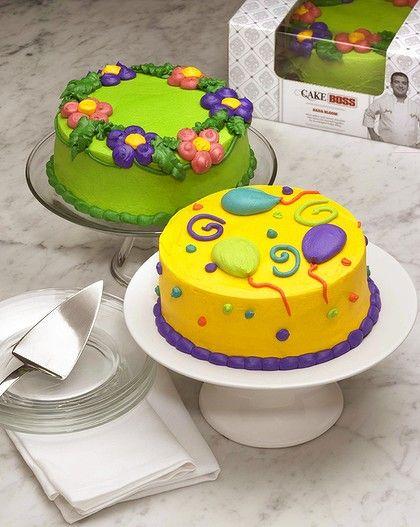 Cake Boss layer cakes | Cakes | Pinterest