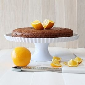 Fanouropita is a cake that according to the story has the power to reveal anything you search for!