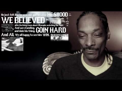 Lancaster LTD presents Snoop Dogg on Muhammad Ali for #Movember