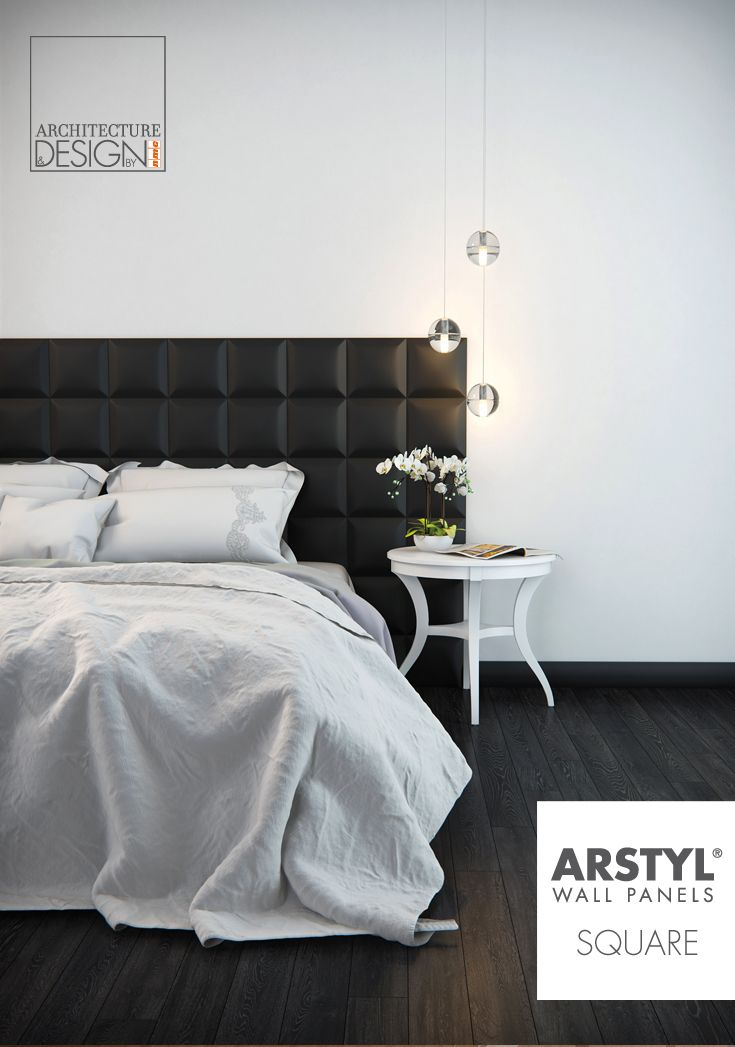 ARSTYL Wall Panels SQUARE designed by michaelbihain