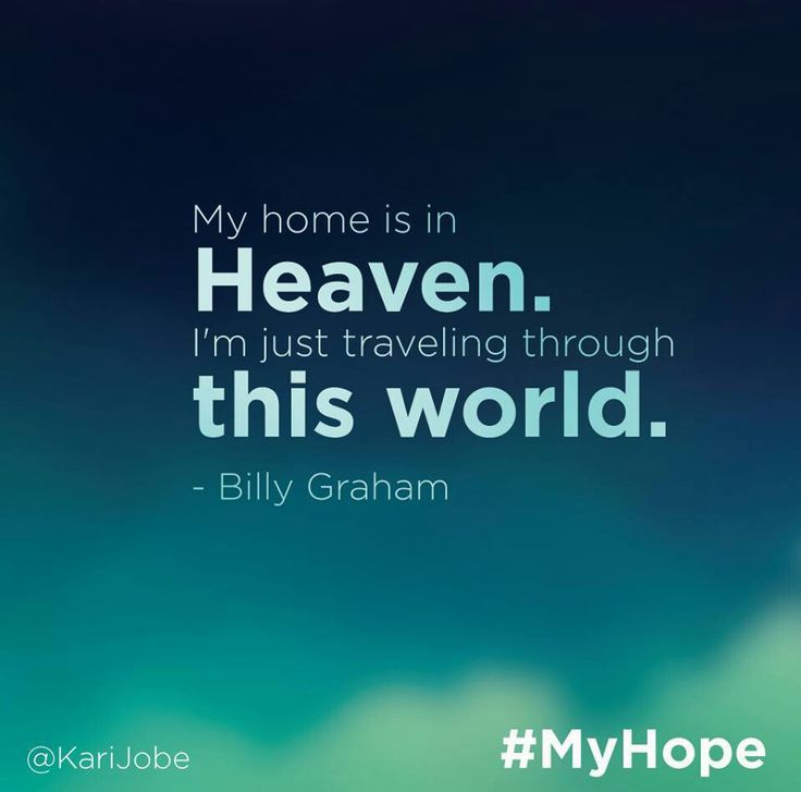 Heaven Is A Wonderful Place And The Bene By Billy Graham Like Success