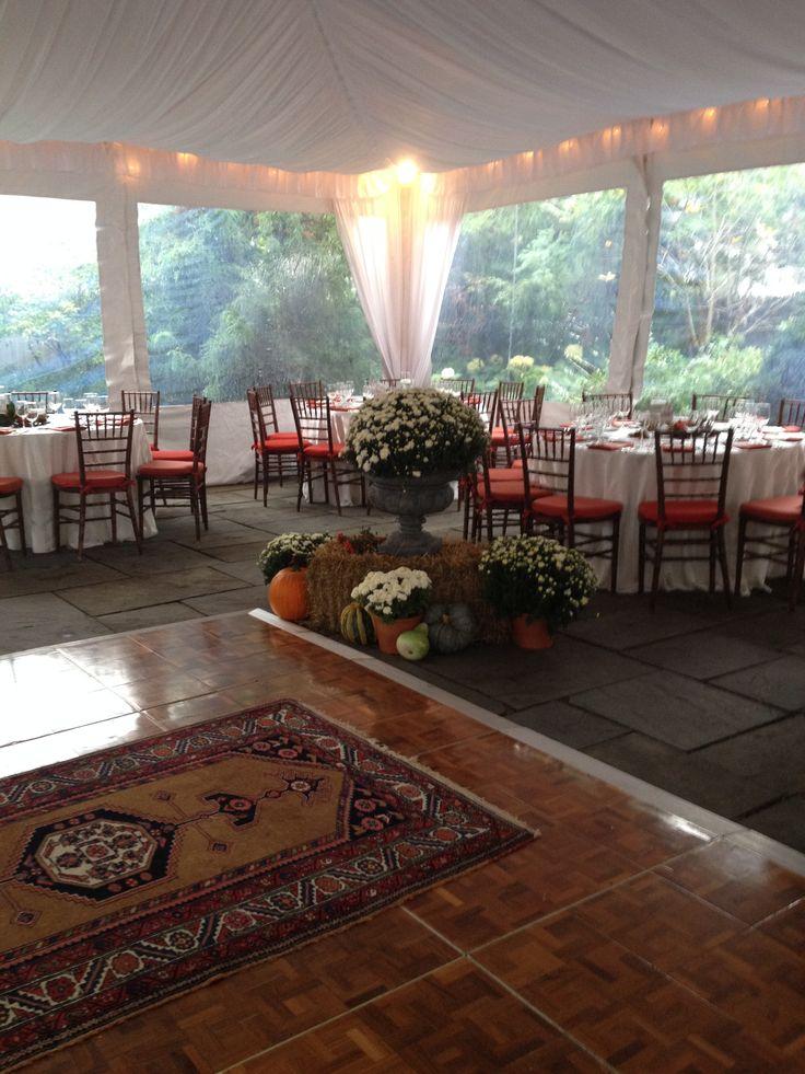 rain backup ceremony location
