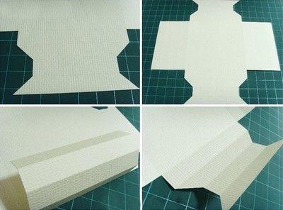 Cách làm khung ảnh 3D bằng bìa cứng 7