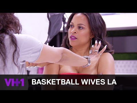 Tami Vents To Shaunie O'Neal About Duffey Name-Dropping Drake & Slim Thug | Basketball Wives LA - YouTube