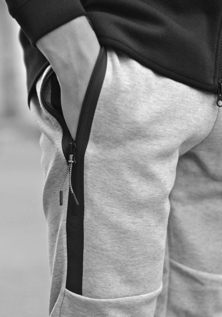 Nike Tech Fleece via CHMIELNA 20. trimmings, accessories, fastenings, detail, close-up, fashion detailing, design