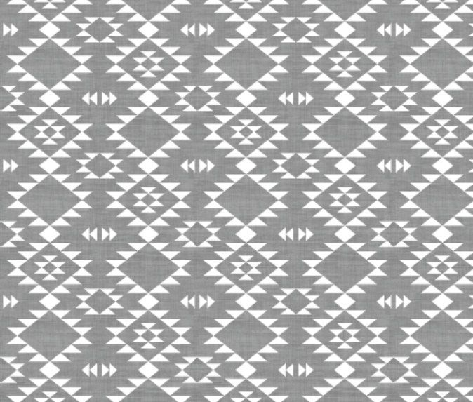 Southwestern Fabric  - Texture Gray White Fabric By Kimsa - Southwestern Boho Grey and White Cotton Fabric by the Yard with Spoonflower by Spoonflower on Etsy https://www.etsy.com/listing/472491475/southwestern-fabric-texture-gray-white