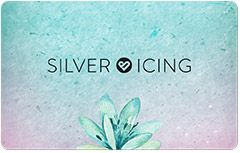 Gift Card $25 have a gift to buy give a gift card  http://www.silvericing.com/kfm