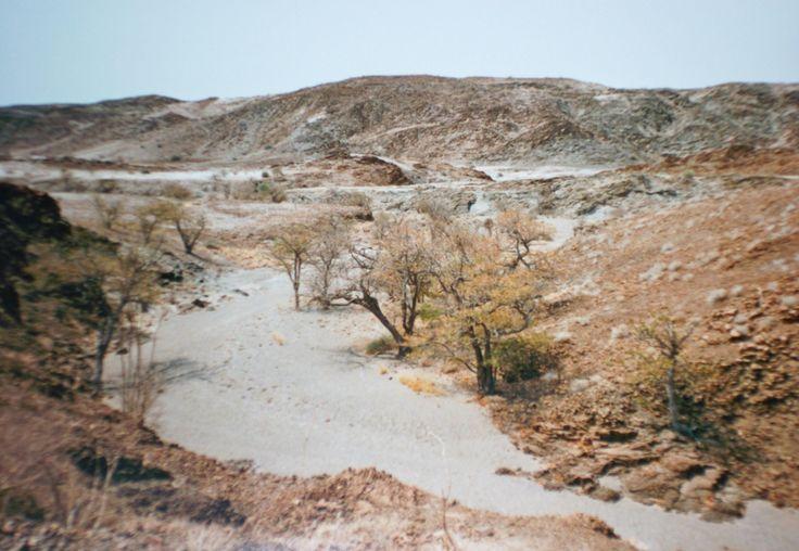 #Travel: #Namibia ~ Burnt Mountain, Kunene Region, Namibia.  Photo Credit: D Rudman