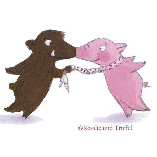 Rosalie und Trüffel