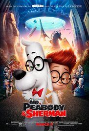 Mr. Peabody & Sherman - watched