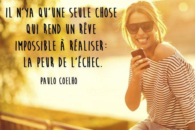 Citation amour impossible de Paulo Coelho                                                                                                                                                                                 Plus