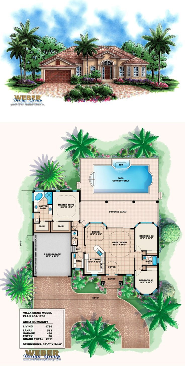 Mediterranean House Plan Small Mediterranean Home Floor Plan Mediterranean Homes Small Mediterranean Homes Mediterranean Style House Plans