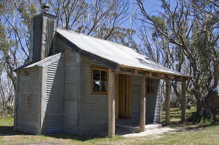 Aussie Bush Hut
