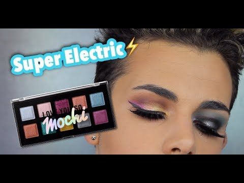 "LOVE YOU SO MOCHI ""ELECTRIC PASTELS"" PALETTE by NYX COSMETICS 