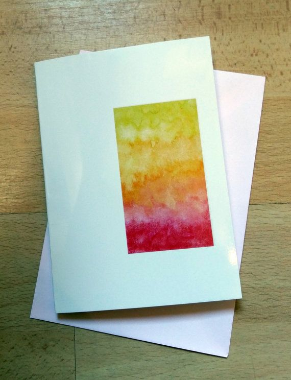 Quality digitally printed generic greeting card and envelope Size: A6 (4-1/8 by 5-7/8 inches) when folded (goes in an A6/C6 envelope, which is included) 2017  • Printed on glossy 250gsm card  • Blank inside; logo and postage information on back (UK Small Letter)  • Please note that colours on the print may vary slightly from the colours which appear on your screen  • This is an unlimited, unsigned, unnumbered reproduction print card  • Contact me if you would like tracking on ...