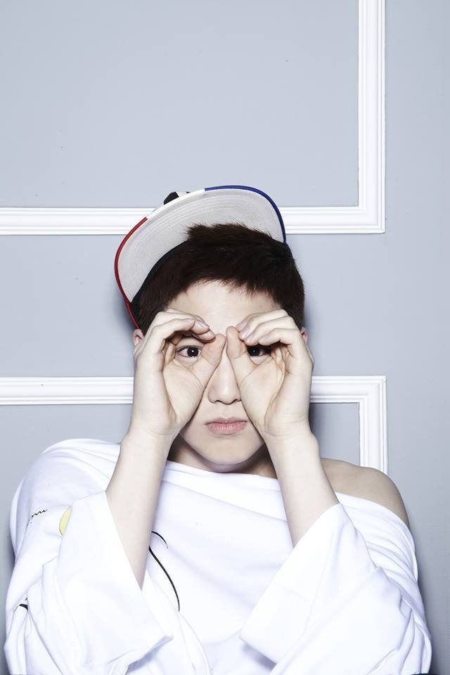 Suho's solo teaser for XOXO