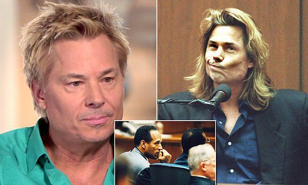 REVISIONIST    : Key witness in OJ Simpson trial says he thought sports star was guilty