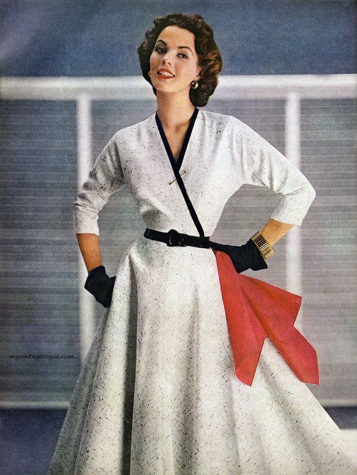 Simplicity Spring Pattern Book 1953 - Photo by Bassman