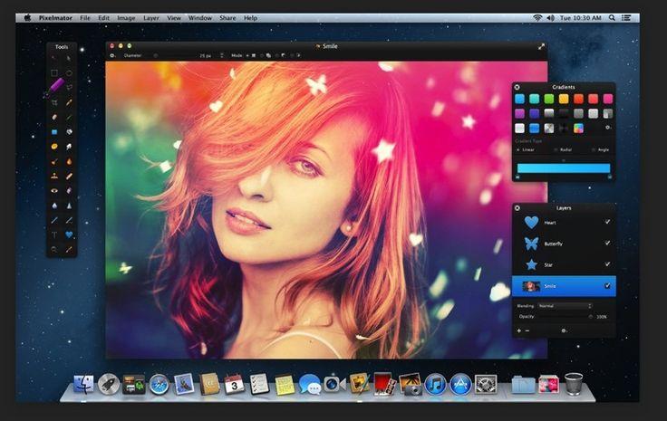Pixelmator, la económica alternativa a Photoshop, lanza importante actualización