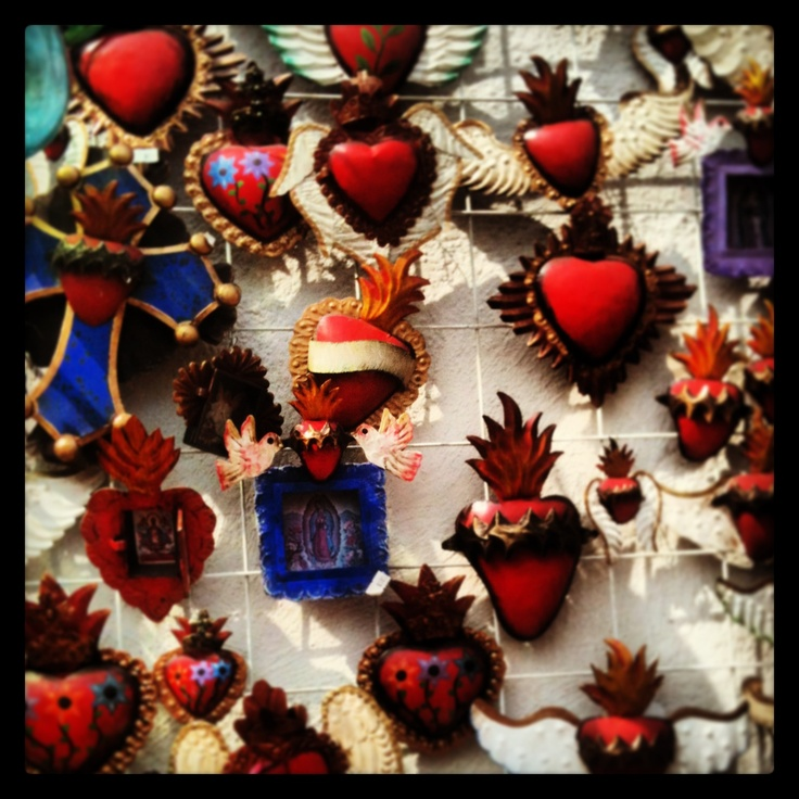 #México #arte #corazón