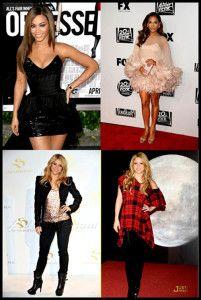 Vestidos que Valorizam cada Tipo de Corpo   GUIDES - BODY ...