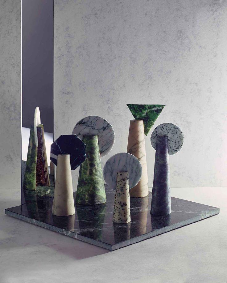 Sculture al cucchiaio -  Dolci stampati 3D al cioccolato e marzapane: le ultime creazioni della danese Kia Utzon-Frank si chiamano KUFcakes e sono la quintessenza del #fooddesign